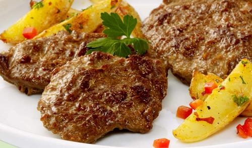 Мясо из сои