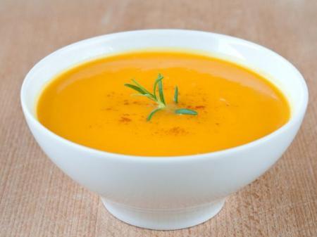 овощной крем суп с молоком рецепт