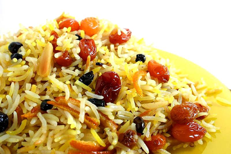 Как приготовить рис в плове